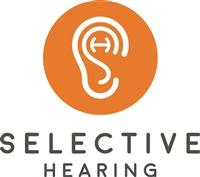 0643  Selective Hearing  Logo- CMYK