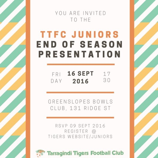 juniors end of season event( 4)